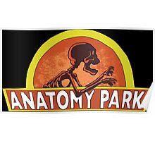 Anatomy Park Poster