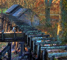 Mabry Mill by Jane Best