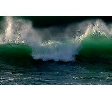 Wave at Guincho ...      Photographic Print