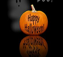 Boo....... Happy Halloween! by bicyclegirl