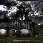Mission San Juan Capistrano by Terence Russell
