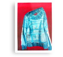 Revival Sweater Metal Print