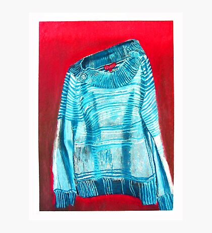 Revival Sweater Photographic Print
