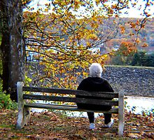 Thinking of Yesteryear by Colleen Friedman