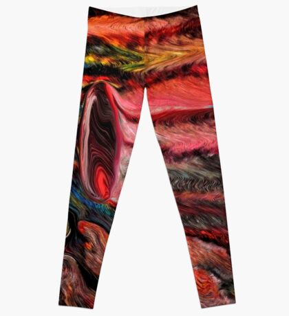Everything is made up of groups of other things Leggings