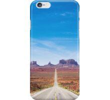 Highway 163 in Utah iPhone Case/Skin