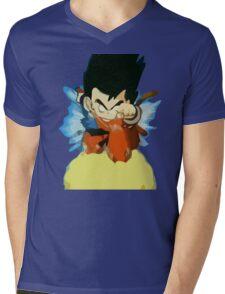 Son Goku Mens V-Neck T-Shirt