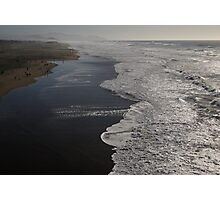 Ocean Beach from the Cliff House, San Francisco Photographic Print
