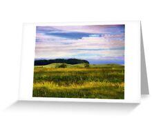 Romance of the Marsh Greeting Card