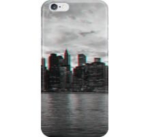 New York City Skyline in 3D iPhone Case/Skin