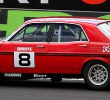 Big Red - GT racing at Bathurst by GeoffSporne