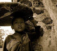All Work, No Play (1) - Phnom Penh, Cambodia - 2009 by Nicole Cultraro