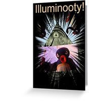 Illuminooty! Greeting Card