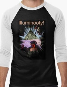 Illuminooty! Men's Baseball ¾ T-Shirt