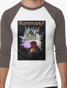 Illuminooty! Men's Baseball ¾ T-Shirt