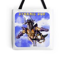 GNU & TUX Dynamic Duo Tote Bag