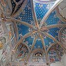 Chapel of Saint Blaise, Toledo by Chris Allen