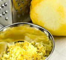 Lemon zest by misstk