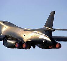 B1B Lancer by airwolfhound