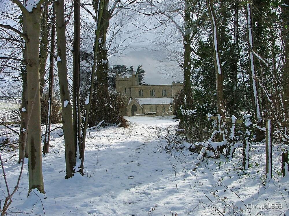 Winter Church by Chrispy1953