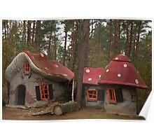 Gnome Village Poster