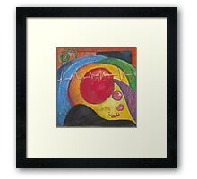 """Sleight of Mind""  Framed Print"