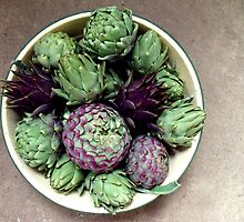 A Bowlful of Beauties by LouJay
