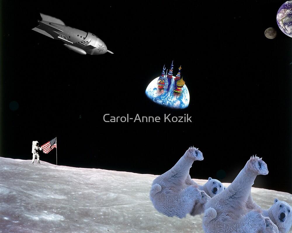 IT'S ONLY A FANTASY by Carol-Anne Kozik