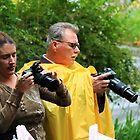Camerafriends ~ Canon versus Nikon by Anne-Marie Bokslag