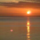 Coastal Sunrise by TREVOR34