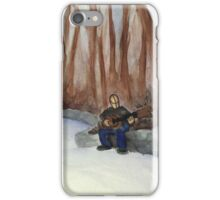 Aught Media – Snowy iPhone Case/Skin