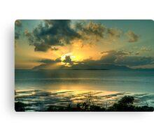 Gloucester Sunrise Canvas Print