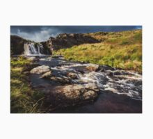 Waterfall, Mid Wales Kids Clothes