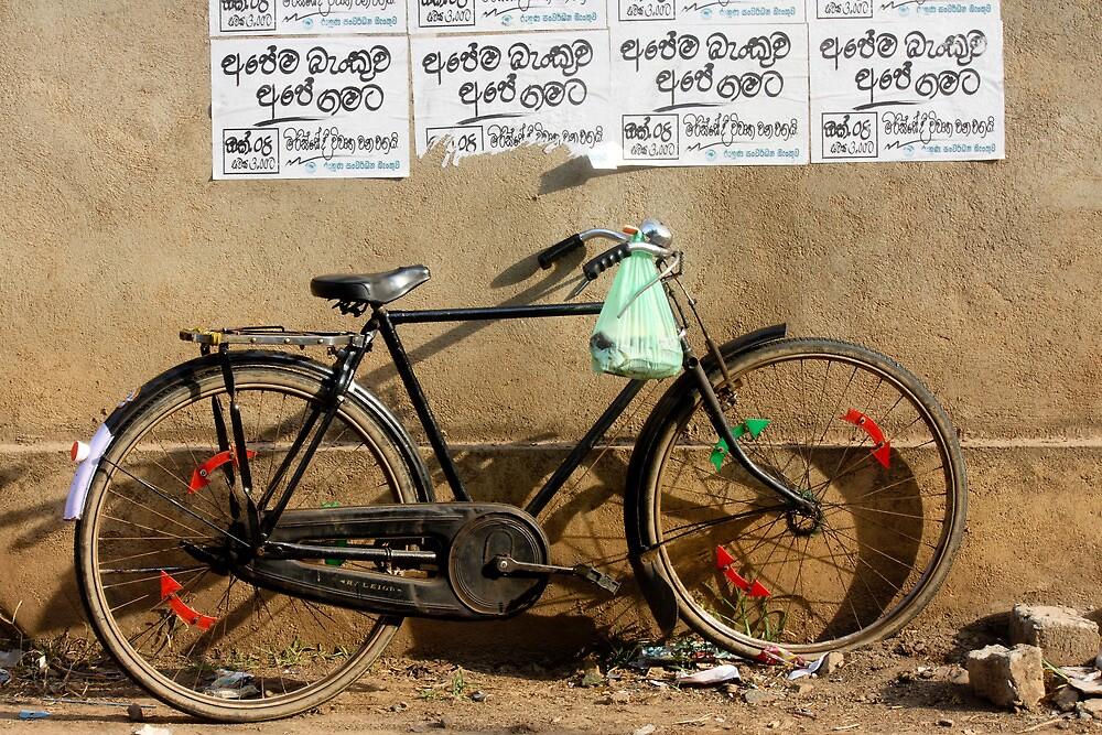 Cruiser bike by jenheal