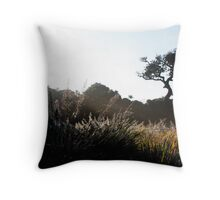 Sunrise, Horton Plains Throw Pillow