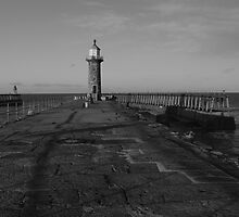 WHITBY COAST by andysax