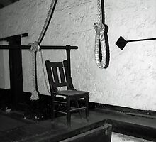 End of the rope, Fremantle Prison by Catherine Clemow