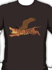 Flying Tiger Shark! T-Shirt