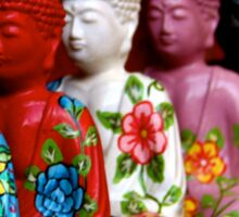 Buddha Bar Sticker