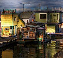 Fisherman's Wharf by Steve Silverman
