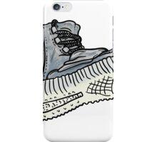 Yeezy Boost Grunge iPhone Case/Skin