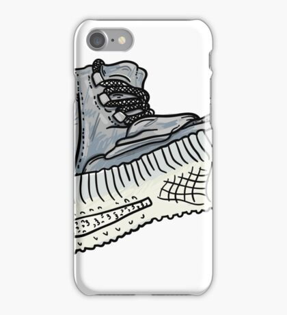 Yeezy Boost Grunge iPhone Case/Skin