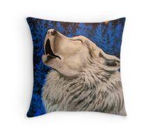 Hunter's Moon Throw Pillow