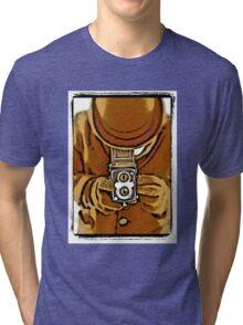 The photographer Tri-blend T-Shirt