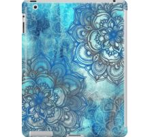 Lost in Blue - a daydream made visible iPad Case/Skin
