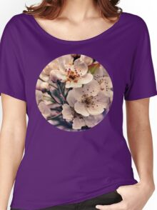 Blossoms at Dusk  Women's Relaxed Fit T-Shirt