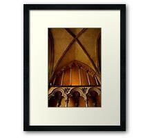 Ely Cathedral Entrance Framed Print