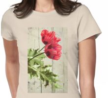 The things we remember Womens Fitted T-Shirt
