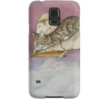 The Great Space Race Samsung Galaxy Case/Skin