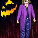 Why So Serious? by Jeff  Burns